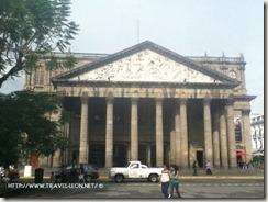Teatro Degollado en Guadalajara, Jalisco