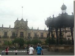 Palacio de Gobierno en Guadalajara