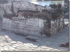 Altar Tzompantli en el Templo Mayor