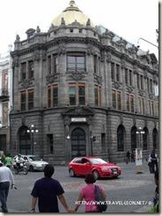 Antiguo Banco Oriental en Puebla, Puebla