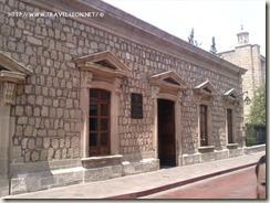 Casa Natal de Morelos en Morelia, Michoacan