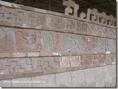 El Coatepantli en Tula, Hidalgo