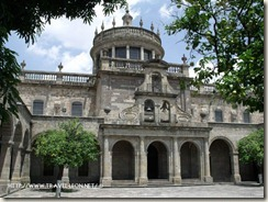 Hospicio Cabañas en Guadalajara
