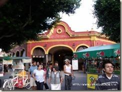 El Parían en Tlaquepaque, Jalisco