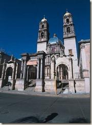 Foto del Santuario de Guadalupe (Tomada de skyscrapercity)