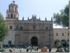 Parroquia de San Juan Bautista en Coyoacán