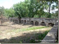 Antiguo Acueducto de Jalpa de Cánovas en Purísima de Bustos