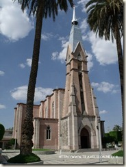 Templo de Jalpa de Cánovas en Guanajuato