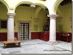 Interior de la Casa del Quijote
