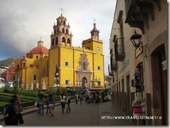 La Ciudad de Guanajuato