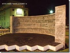 Monumento a los Marinos Caídos en Veracruz, Veracruz