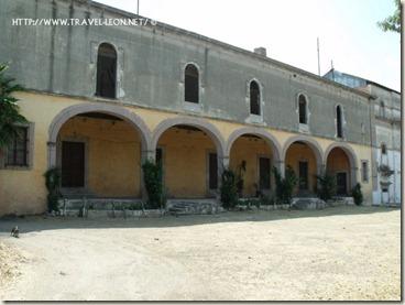 El Molino de la Ex Hacienda de Jalpa de Cánovas, Guanajuato