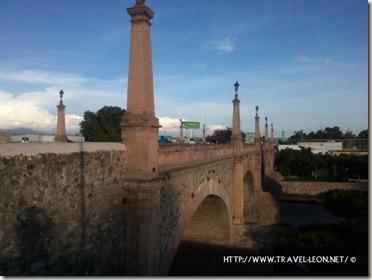 El Puente de Lagos de Moreno, Jalisco
