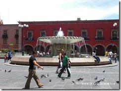 Plaza Fundadores en León, Guanajuato