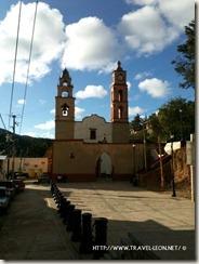Parroquia Santa Rosa de Lima en Guanajuato