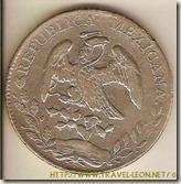Moneda de Ocho Reales (Anverso)
