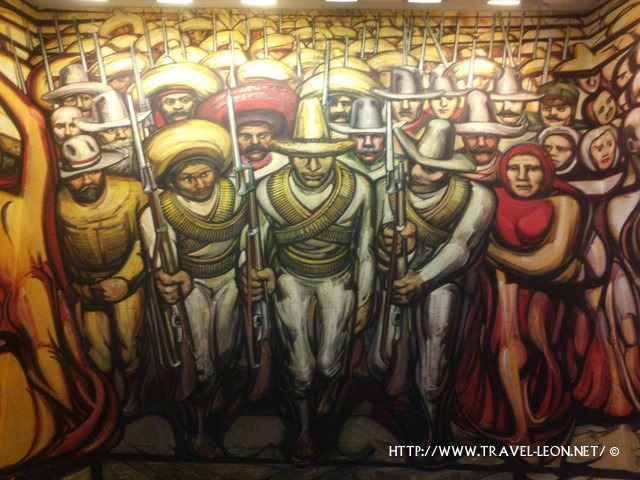 Maritere pintado pictures news information from the web for El mural de siqueiros