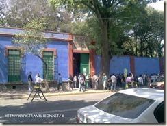 """Museo Casa de Frida Kahlo """"Casa Azul"""""""