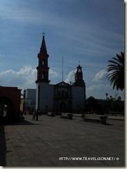 Parroquia de la Inmaculada Concepción en San Diego de Alejandría, Jalisco