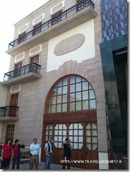 Proyecto de la Cineteca en León