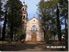 Parroquia en Quiroga, Michoacan
