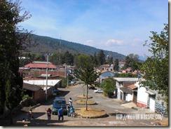 Pueblo de Tzinzunzan