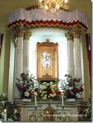 Señor de Tepozan en Asientos, Aguascalientes