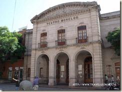 Teatro Morelos en Aguascalientes