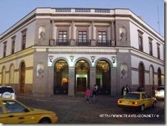 Teatro de la Republica en Queretaro