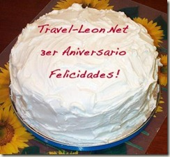 Tercer Aniversario de Travel-Leon.Net