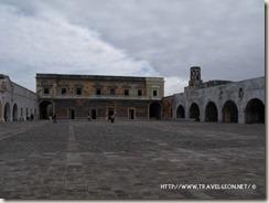 Interior del Castillo de San Juan de Ulua