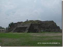 Zona Arqueologica de Tula en Hidalgo