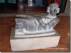 El Chac-Mool, Escultura Tolteca