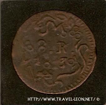Monedas de México: 8 Reales SUD