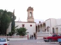 Santuario de Tepozán en Asientos, Aguascalientes