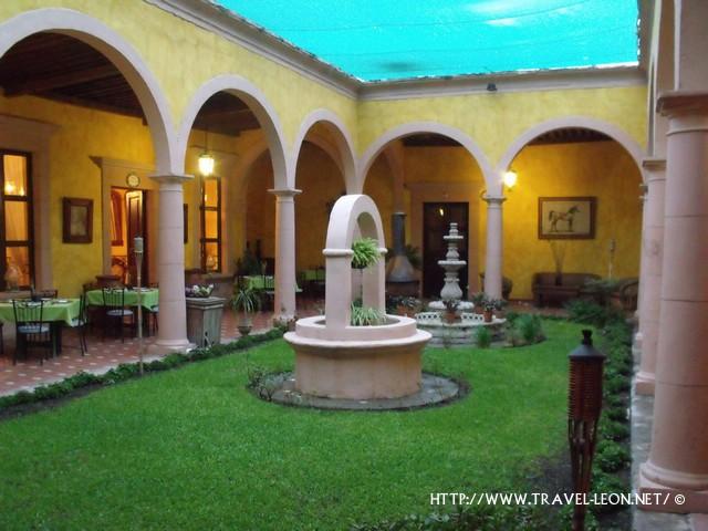 Hacienda Cañada de Negros, Purísima del Rincón, Guanajuato