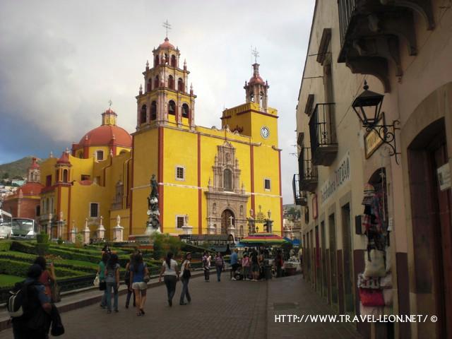 La Histórica Ciudad Minera de Guanajuato