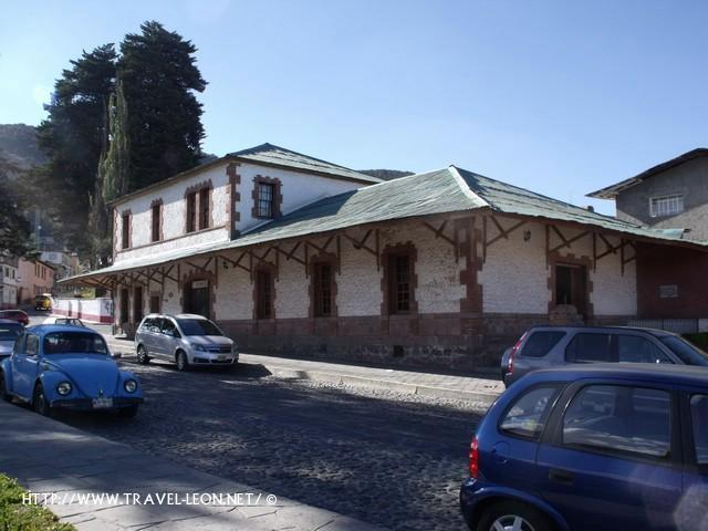Estación de Ferrocarril de El Oro, Estado de México