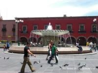 Lugares de México: Plaza Fundadores en León, Guanajuato