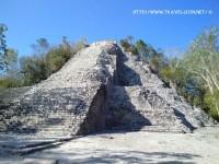 Zonas Arqueológicas: Cobá, Yucatán