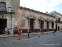 La Casa de los Montejo en Mérida, Yucatán