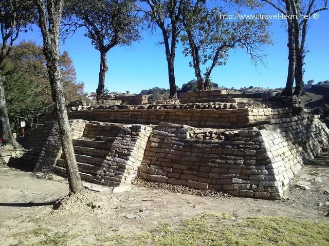 Zonas Arqueológicas: Ranas, Querétaro