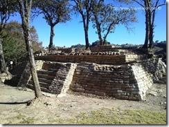 Zona Arqueologica de Ranas en Querétaro
