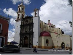Iglesia de San Luis Obispo en Huamantla, Tlaxcala