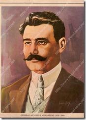 General Antonio L Villarreal