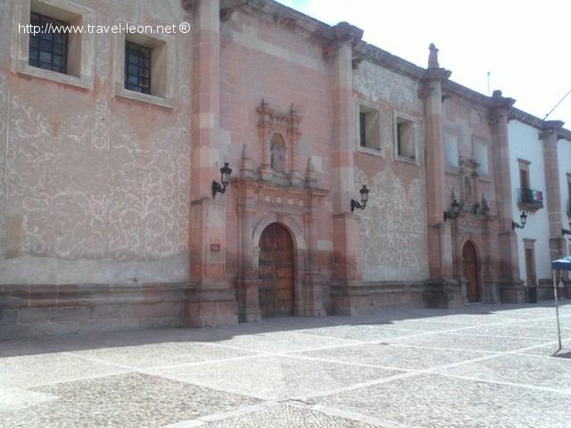 Ex Convento de las Capuchinas en Lagos de Moreno, Jalisco