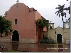 Iglesia de Chan Santa Cruz