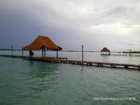 Bacalar, La Laguna de los Siete Colores en Quintana Roo