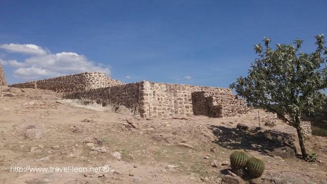 Zonas Arqueolgicas El Coporo Guanajuato Travel Leonnet