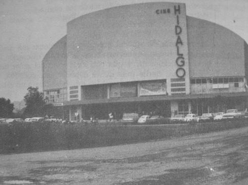 Majestuoso Cine Hidalgo